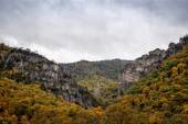 Appalachian Mountains in Autumn — Stock Photo
