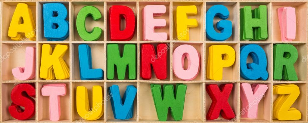 wood alphabet set 2