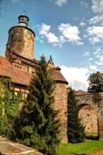 Castle Czocha. — Stock Photo