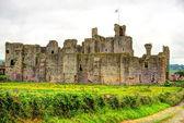 Middelham Castle — Stock Photo
