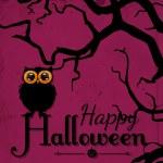 Halloween card — Stock Vector #54822901