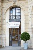 Jaeger Le Coultre shop in place Vendome in Paris — Stock fotografie
