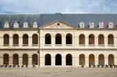 Army museum court in Paris, France — Stock Photo