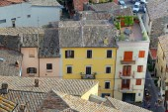 Bolsena (Viterbo, Lazio, Italy): old typical street of the medie — Stock Photo