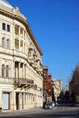 Baku street — Stock Photo