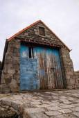 Old lifeboat station, Moelfre — Stock Photo