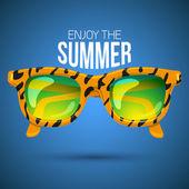 Sunglasses.  — Stock Vector