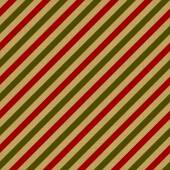 Retro wrapping paper for Christmas gift — Stock Vector