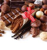 Chocolade. — Stockfoto
