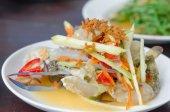Mango salad — Stock Photo