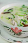 Tom kha kai  — Stock Photo