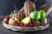 Nog steeds lfe van mix vruchten — Stockfoto