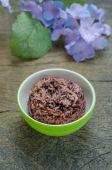 Arroz de Riceberry — Foto de Stock