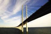 Öresund Bridge — Stock Photo