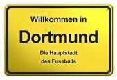 ドイツ語都市の制限 — ストック写真