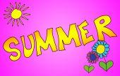 Sommer — Stock Photo