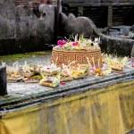 Hindu offering — Stock Photo #54867229