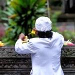 Hindu offering — Stock Photo #54867243