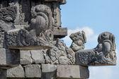 Prambanan in Java — Foto de Stock