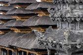 Temple besakih — Stock Photo