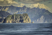 Cruise near Seward, Alaska, USA — Stock Photo