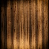 Empty scorched wooden board — Stock Photo