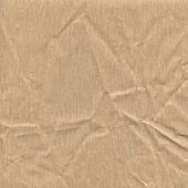 Wrinkled vintage paper background — Stock fotografie