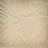 Wrinkled vintage paper background — Стоковое фото