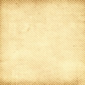 Vintage old paper with stripes for background or texture — Stock Photo