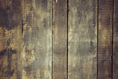 Old Burned Wood Board with nails — ストック写真