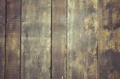 Old Burned Wood Board with nails — Foto de Stock