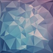 Abstract modern background with polygons — Stock Photo