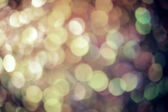 Bokeh abstract lights — Stock Photo