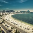 Copacabana Beach and Sugar Loaf Mountain — Stock Photo #68903061