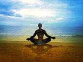 Meditation — Zdjęcie stockowe