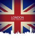 лондонский горизонт — Cтоковый вектор