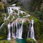 Marmore waterfalls, Italy — Stock Photo #58509747