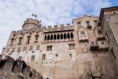Buonconsiglio Castle, Trento — Stock Photo