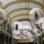 Saint Federico Gallery, Turin — Stock Photo #75533175