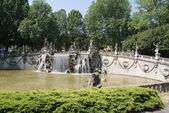 Fountain of the Twelve Months, Turin — Stock Photo