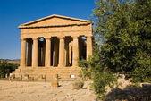 Temple of Concordia, Agrigento — Stock Photo