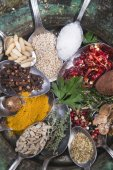 The spices in the kitchen  — Stock Photo