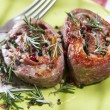 Roll meat cooked  — Stock Photo #56586283
