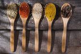 Mixed spice  — Stock Photo