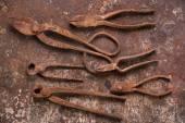 Eski aksesuarlar — Stok fotoğraf