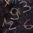 Colored numbers — Stock Photo #80088700