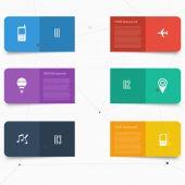 Flat design vector illustration concept. Design — Stock Vector