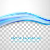 Vector abstract background design wavy. — Stock Vector