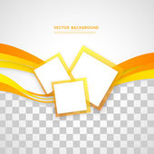Vector abstract background design. — Stock Vector