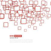 Vector formas geométricas abstractas — Vector de stock